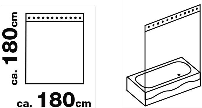 bluewave bluewave produktelinien spirella webshop. Black Bedroom Furniture Sets. Home Design Ideas